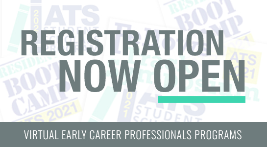 Virtual Early Career Professional Programs