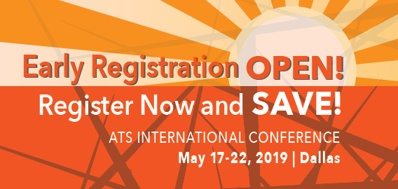 Ats Conference 2019 American Thoracic Society